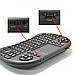 Блютуз с тачпадом и подсветкой для смарт с русской раскладкой ТВ keyboard MWK08/I8 LED TOUCH, фото 7