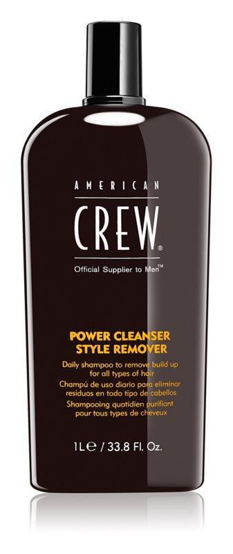 Шампунь ежедневный для глубокого очищения American Crew Power Cleanser Style Remover 1000 мл