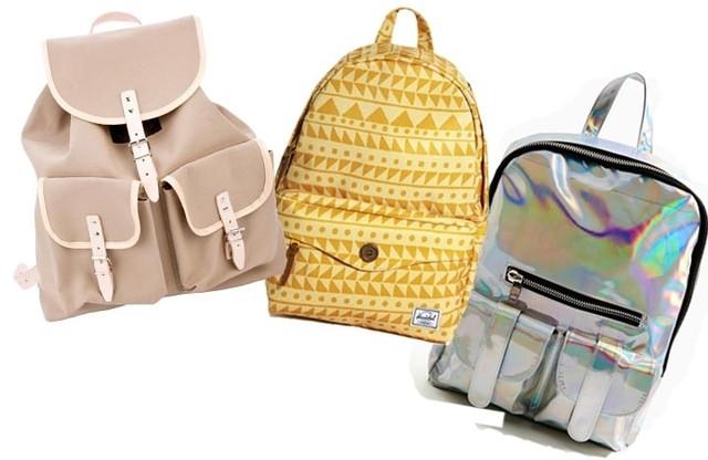Рюкзаки та сумки для дітей і дорослих