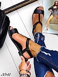 Женские сандалии босоножки из натуральной кожи, много цветов, фото 4