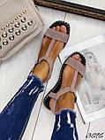 Женские сандалии босоножки из натуральной кожи, много цветов, фото 3