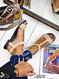 Женские сандалии босоножки из натуральной кожи, много цветов, фото 2