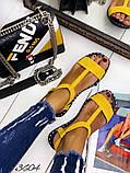Женские сандалии босоножки из натуральной кожи, много цветов, фото 10