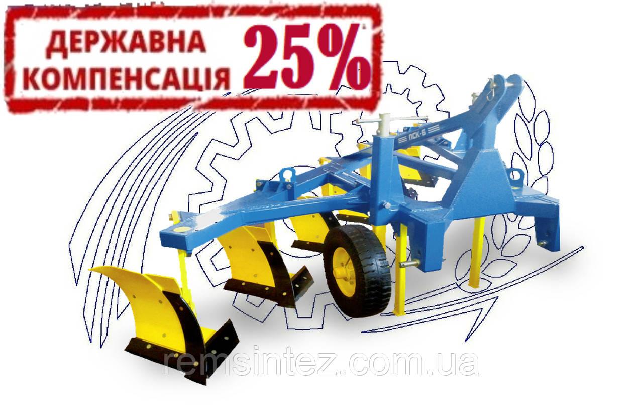 """Плуг  ПСК (ПШК)""""Гетьман-4"""" (широкозахватный)"""