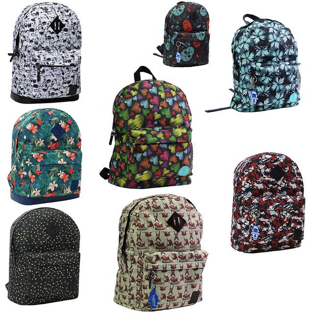 Молодёжные рюкзаки