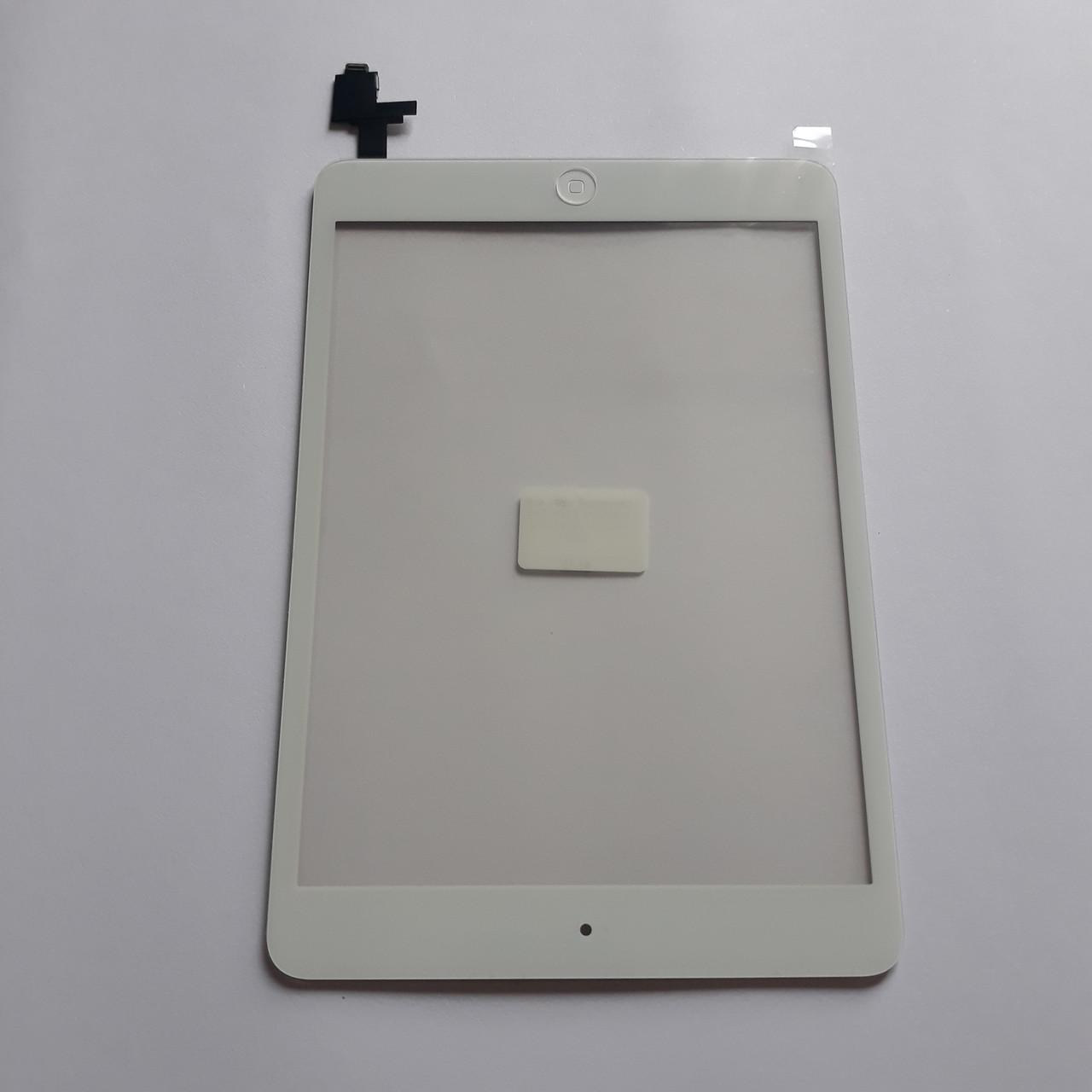Сенсорний екран Novacel для планшета Apple iPad mini з кнопкою Home White
