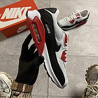 Мужские кроссовки Nike Air Max 90 Red White