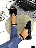 Женские шикарные сандалии босоножки с ремешком и бусинками из натуральной кожи, много цветов, фото 2
