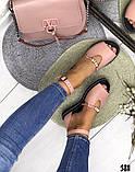 Женские шикарные сандалии босоножки с ремешком и бусинками из натуральной кожи, много цветов, фото 9