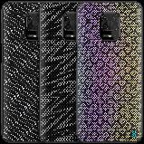 Nillkin Xiaomi Redmi Note 9 Pro/ 9 Pro Max/ 9S Twinkle case Silver Чехол Бампер, фото 4