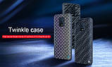 Nillkin Xiaomi Redmi Note 9 Pro/ 9 Pro Max/ 9S Twinkle case Silver Чехол Бампер, фото 6