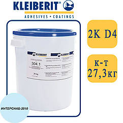 Kleiberit 304.1 2К ПВА-дисперсия D4   комплект 27,3 кг  