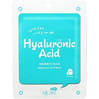 Тканевая маска для лица Mj Care On Hyaluronic Acid Essence Mask. С гаилуроновой кислотой