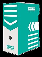 Бокс для архивации документов, 150 мм, бирюзовый ( BM.3262-06) buromax  ( BM.3262-06)