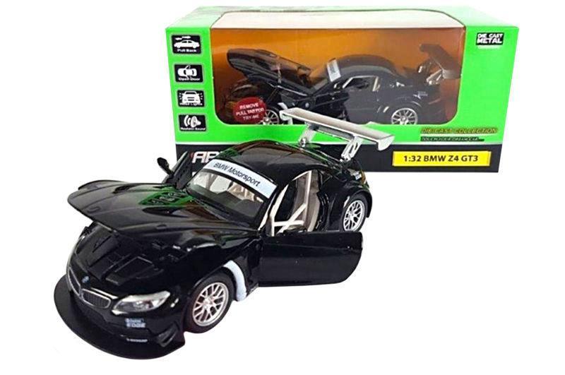 Машина АВТОПРОМ BMW Z4 GT3 масштаб 1:32