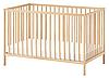 Деревянная кроватка для новорожденных люлька с бортиками (120 см) (бук)
