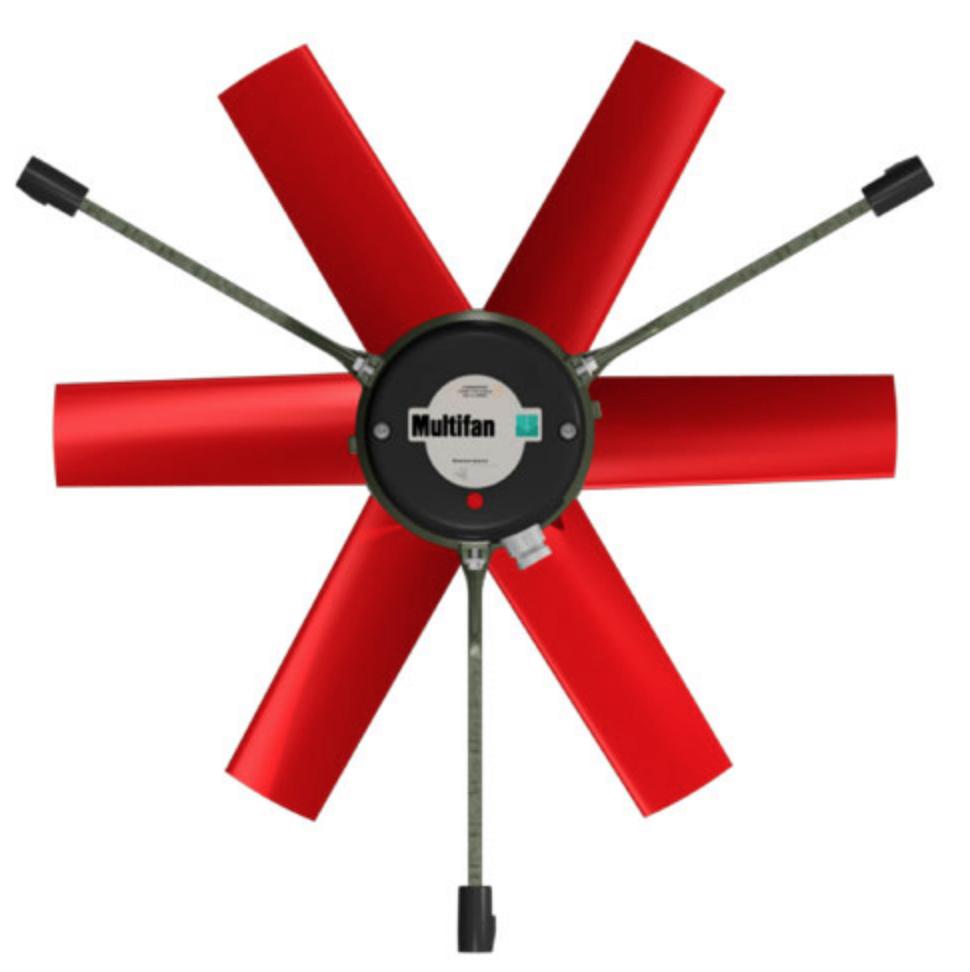 Вентилятор Multifan P6D63