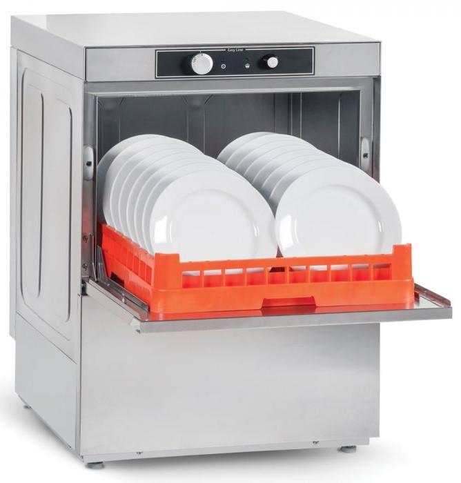 Посудомоечная машина Asber GE500DD