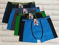 Трусы мужские боксеры Drole XL 52-54 раз. Хлопок, фото 1