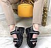 Женские босоножки на платформе черные Размер 36, фото 10