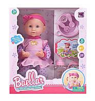 Интерактивная кукла для девочек: закрывает глазки ладошками