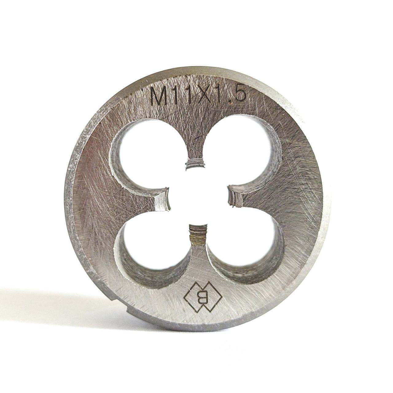 Плашка метрична м8х1
