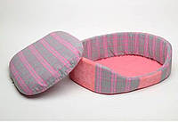 Лежак для собак и кошек Клетка мини 210х310х100