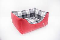 Лежак диван для собак и кошек Магия 400*500*220