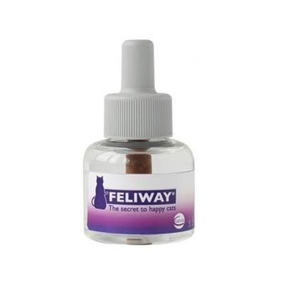 Ceva FELIWAY FRIENDS ФЕЛИВЕЙ ФРЕНДС антистрес феромон для котів/кішок , змінний блок, 48мл