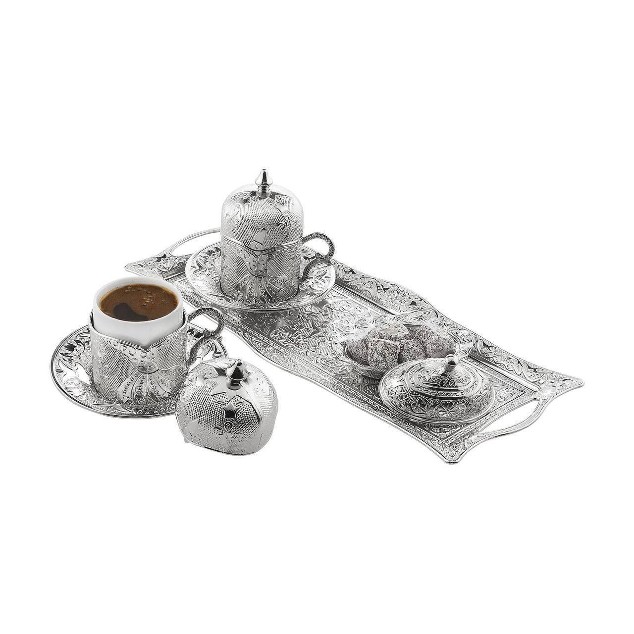 Набор чашек для кофе Sena на 2 персоны