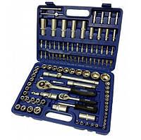Слесарный набор инструментов (108 шт) socket tool set для ремонта автомобиля