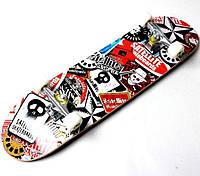 """Деревянный скейтборд """"SATELLITE"""", 78*20 см, фото 1"""
