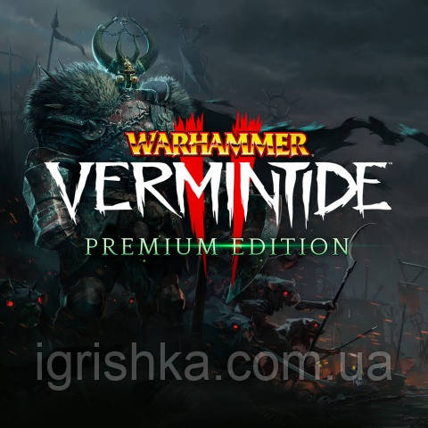Warhammer: Vermintide 2 — Premium Edition Ps4 (Цифровой аккаунт для PlayStation 4)