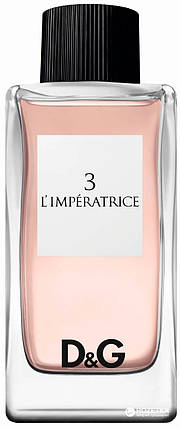 Женская парфюмерия D&G Anthology L Imperatrice 3 100 ml реплика, фото 2