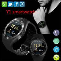 Стильные Умные смарт часы Smart Watch Y1s black