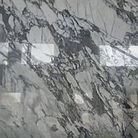 Сляб, слэб, мрамор, натуральный камень, месторождение мрамора Италия, Carrarа White