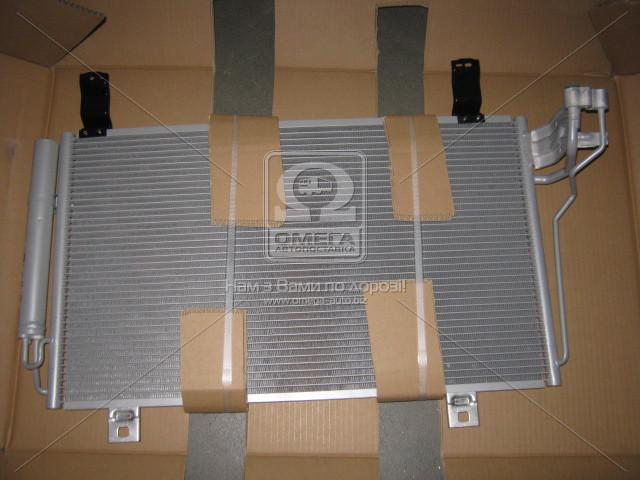 ⭐⭐⭐⭐⭐ Радиатор кондиционера МАЗДА CX-5 (производство  Nissens)  940326