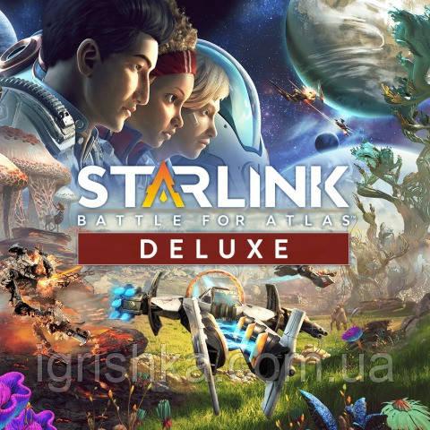 Starlink: Battle for Atlas – Deluxe Edition Ps4 (Цифровий аккаунт для PlayStation 4)