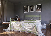 Кровать металлическая кованная Виченца / Vicenza двуспальная, фото 1