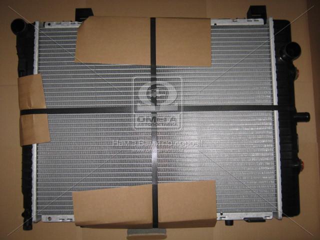Радиатор охлаждения МЕРСЕДЕС C-CLASS W202/CLK-CLASS W208 (производство  Nissens) МЕРСЕДЕС, 62712A