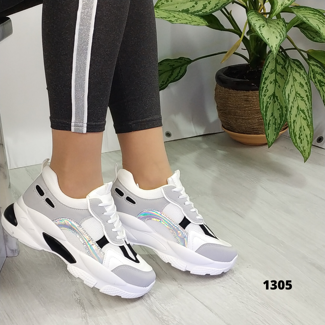 Женские кроссовки на платформе, ОВ 1305