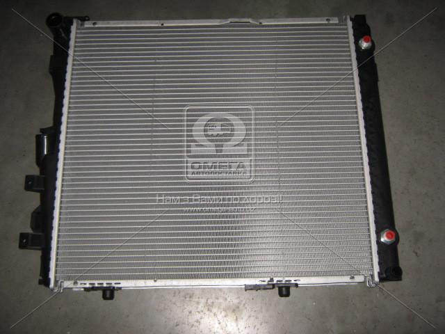 Радиатор охлаждения МЕРСЕДЕС E-CLASS W 124 (84-) (производство  Nissens) МЕРСЕДЕС, КAБРИОЛЕТ, КОМБИ, КУПЕ, седан, 62683A