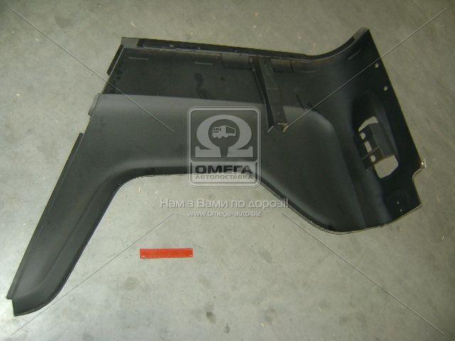 Крыло заднее правое УАЗ 31514, -19, ХАНТЕР -под металлическую крышу (производство  УАЗ)  3151-40-5401058
