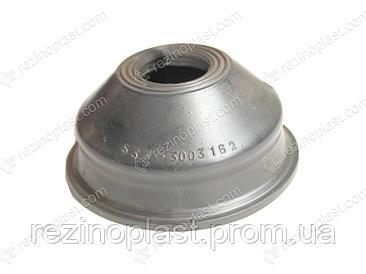 Чехол рулевой тяги автомобиля ГАЗ-53 (заготовка резиновая)
