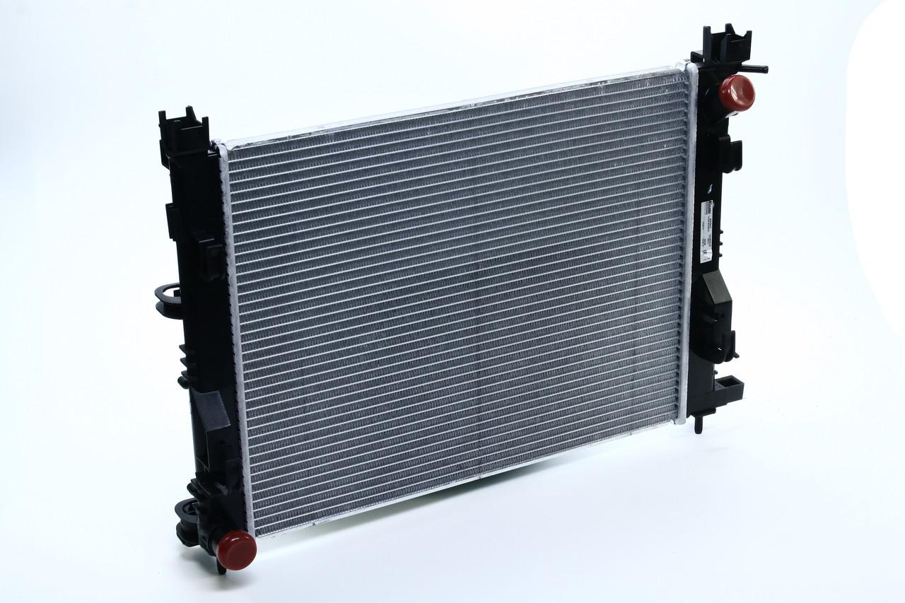 Радиатор охлождения РЕНО DOKKER (12-)/LODGY (производство  Nissens)  637627