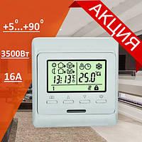 Терморегулятор Программируемый для Теплого Пола In-Therm E51