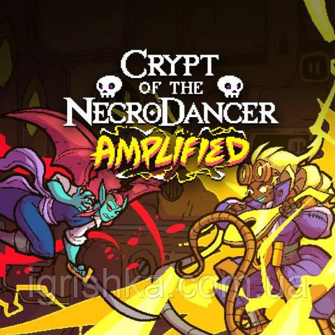 Crypt of the NecroDancer + AMPLIFIED Ps4 (Цифровой аккаунт для PlayStation 4)