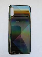 Задняя крышка Samsung A50S A507 Black.