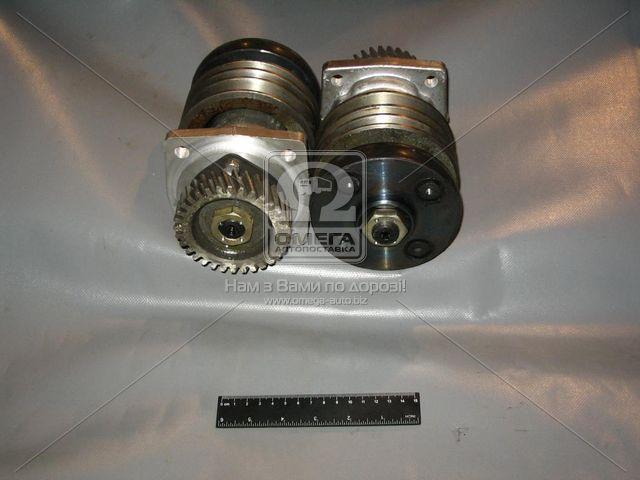 Привод вентилятора МАЗ 3-х ручейковый (производство  Украина)  236-1308011-Г2