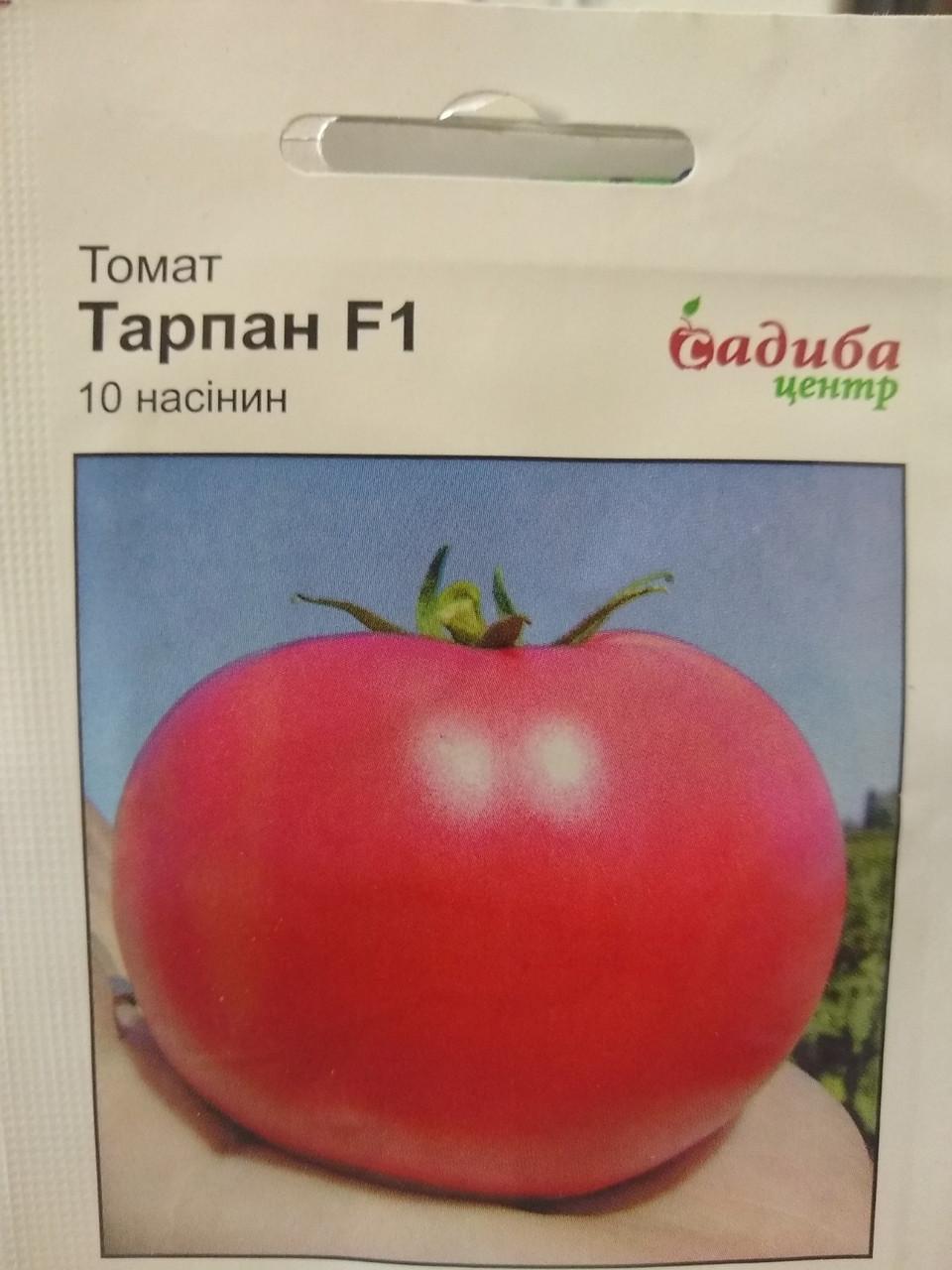Семена томата кустового розового раннего Тарпан F1 10 семян Nunhems Голландия